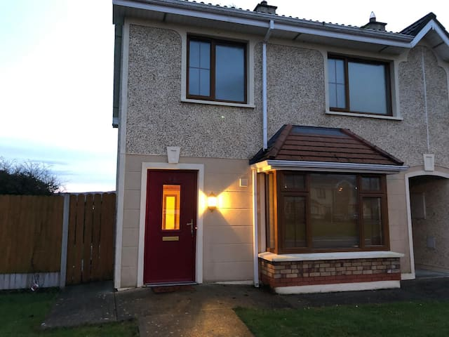 Quiet Spacious House Close to Tralee Town Centre
