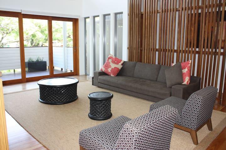 Stunning architectural home, inner Brisbane - Hendra - Casa
