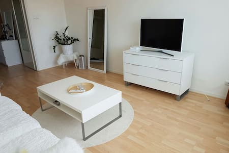 Beautiful city view apartment - Rauma - Flat