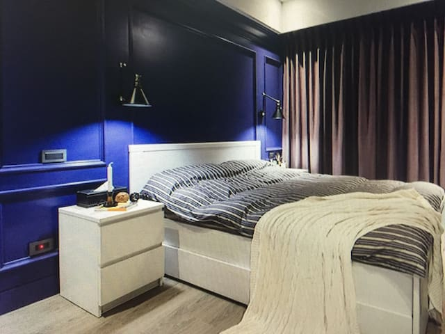 5 star beds clean and comfortable - 安庆市 - Departamento