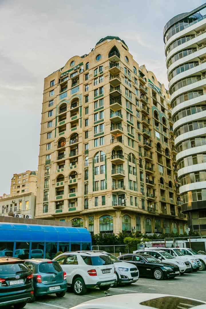 4 rooms apartment in BAKU