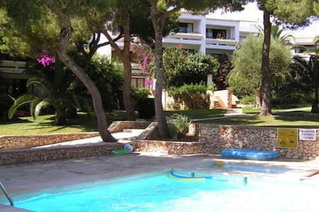 Duplex en Cala Ferrera con piscina - Felanitx - Byhus