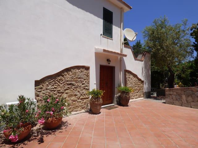Villa Maria sun and tranquility