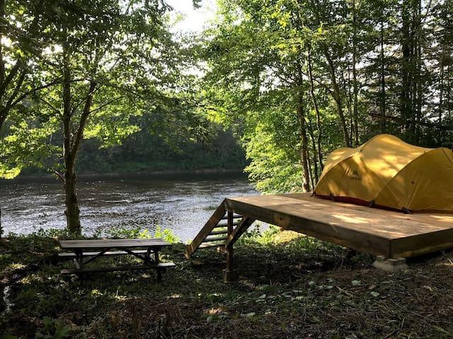 Camping le Canoteur
