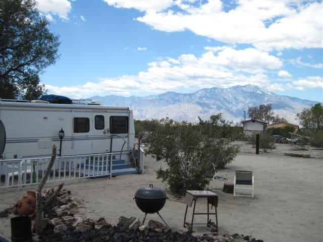 Sky View Camp Trailer - Sky Valley - Kamp Karavanı/Karavan