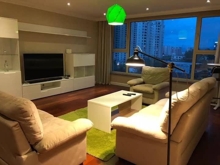 Buddha Vista luxury apartment in ideal location