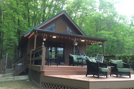 Keuka Lake Chalet - Pulteney - Haus