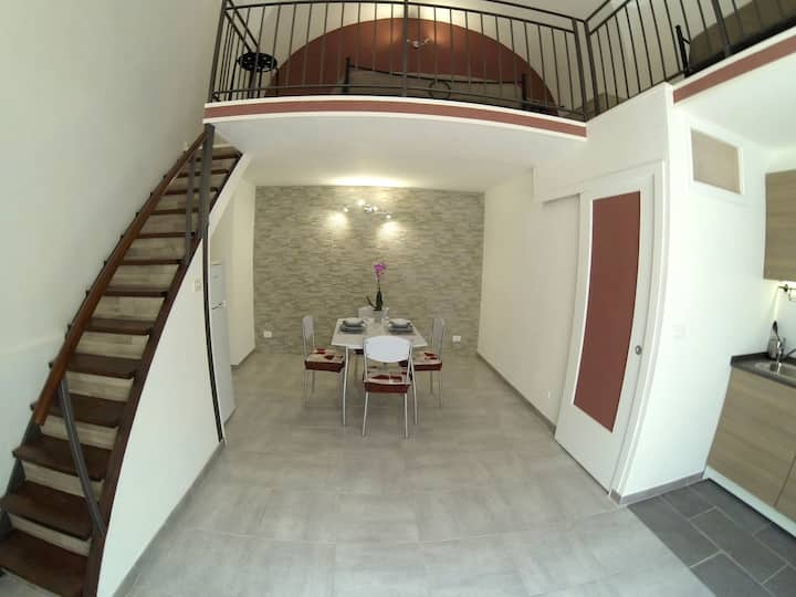 La casetta - Loft in the heart of Catania