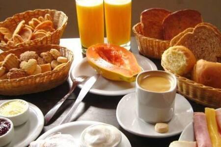 Gengibre Hospedaria,sua casa no litoral - Barra Velha - Bed & Breakfast