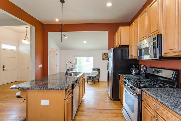 Steps from Broadway!  Enjoy this Gorgeous 3BD Home