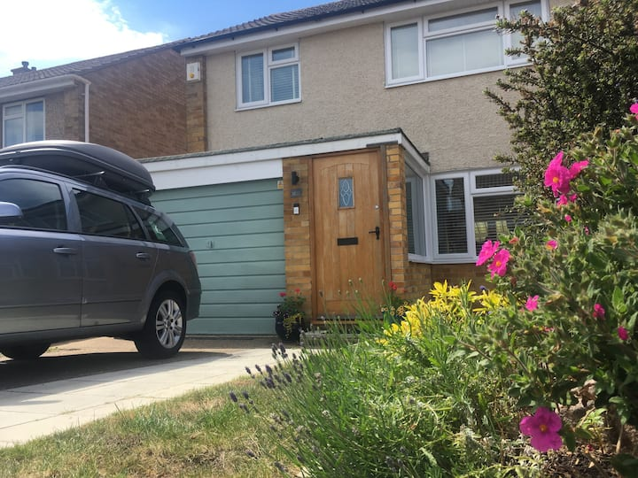 Beautifully decorated clean family home