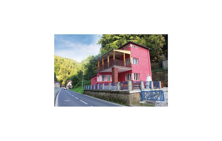 Holiday cottage with 6 bedrooms on 173m² in Hrensko
