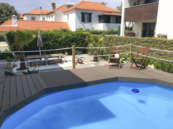 LVPremier GR1- Beachfront, heated pool, spa, games