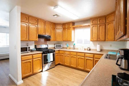 One of a kind! Spacious 4 bedrooms