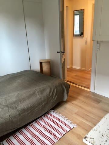 Skøn lejlighed i hjertet af Odense