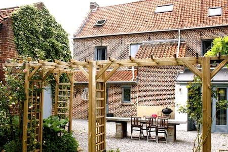 Chambre(s) dans maison de charme proche de Lille - Houplin-Ancoisne - 独立屋