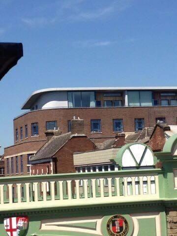 Stunning Penthouse with Wraparound Balcony
