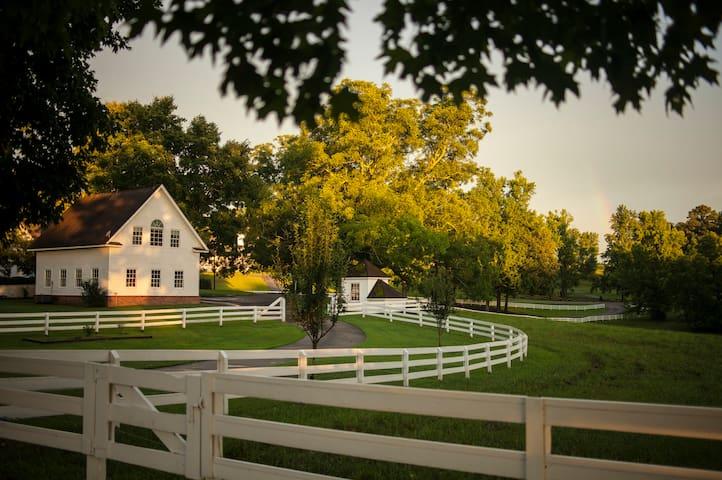 Cottage at Three Hearts Farm