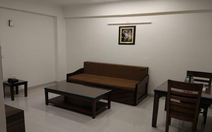 Deluxe Suite for 2 adults in Vrindavan-CP