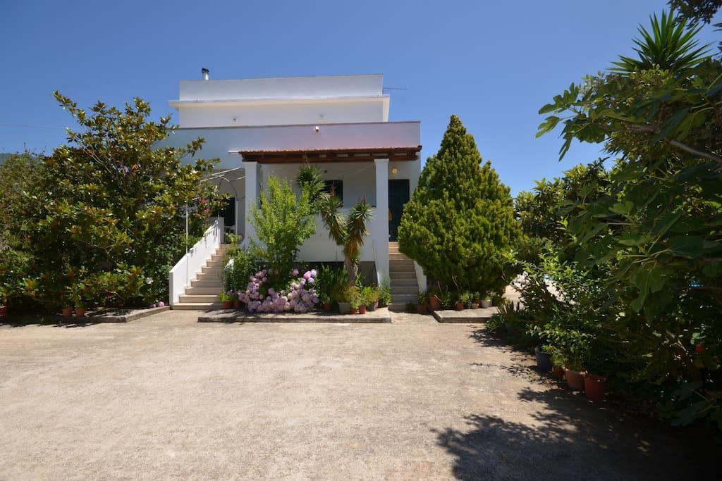 Villa Dina Halikounas