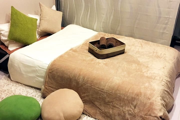 B45 Cozy Room near Umeda, OsakaCastle&Dotonbori