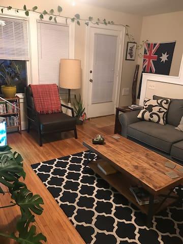 Aussie home - Bohemian Clintonville - Columbus - Apartemen