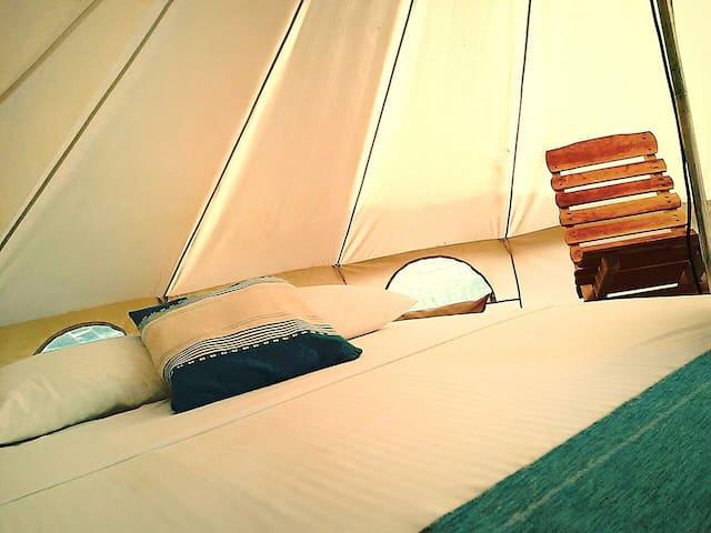 Acampa en la playa con Glam Tienda3 - Mazunte
