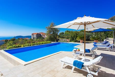 Villa Zeus - Three-Bedroom Villa with Private Pool - Dubrovnik - Villa