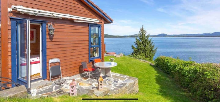 Cabin in Ryfylke, with exceptional view.