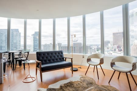 Incredible Penthouse w/  City Views - Boston