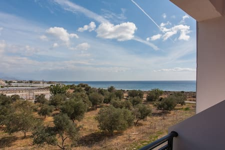 Iris apartments, Family apartment - Chania