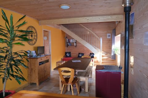 CHEMINAS: RURAL LODGE IN ARDÈCHE surrounded by nature