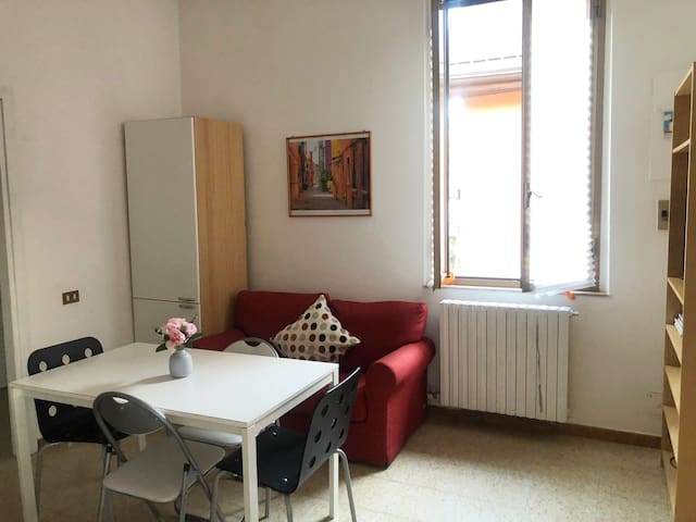 2 bedrooms apartment near metro station M1 Marelli