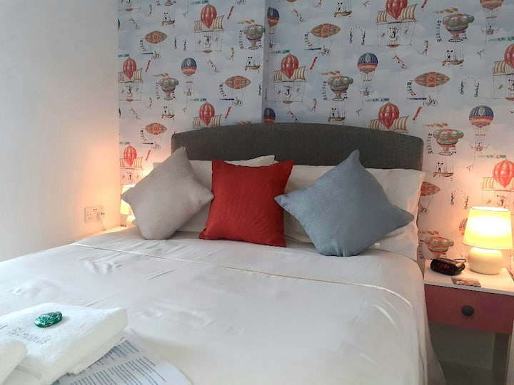Double Room at St Edmund's Guest House