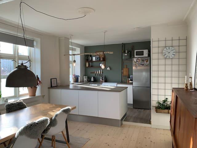 Hyggelig lille lejlighed på Nørrebro <3