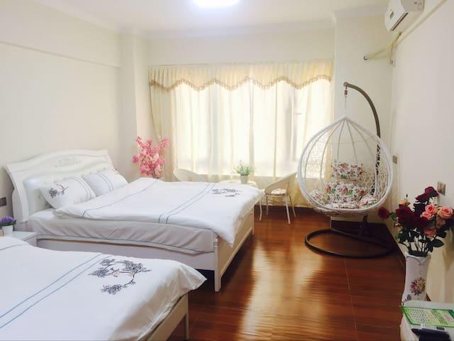 惬意居双人房 - Dongguan Shi - Apartamento