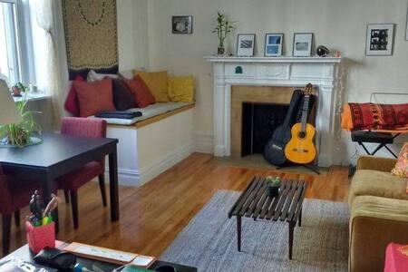 Spacious 1-BDR Apt near Columbia! - New York - Apartment