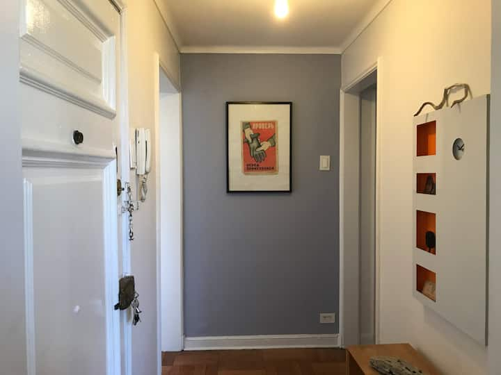 Lovely apartment in the heart of Santiago de Chile