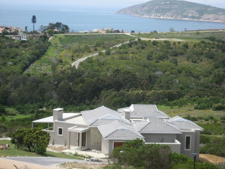 Villa with fantastic Ocean View