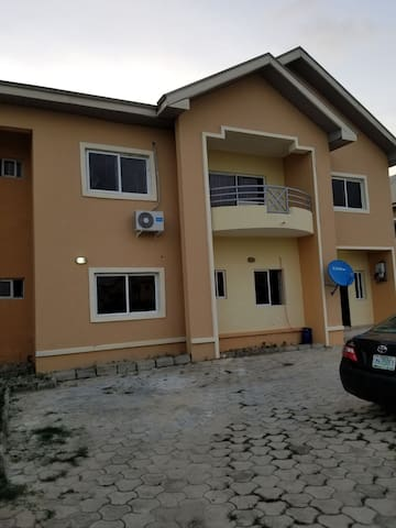 Ocean Bay Estate, Lekki, Lagos - Furnished Accomm.