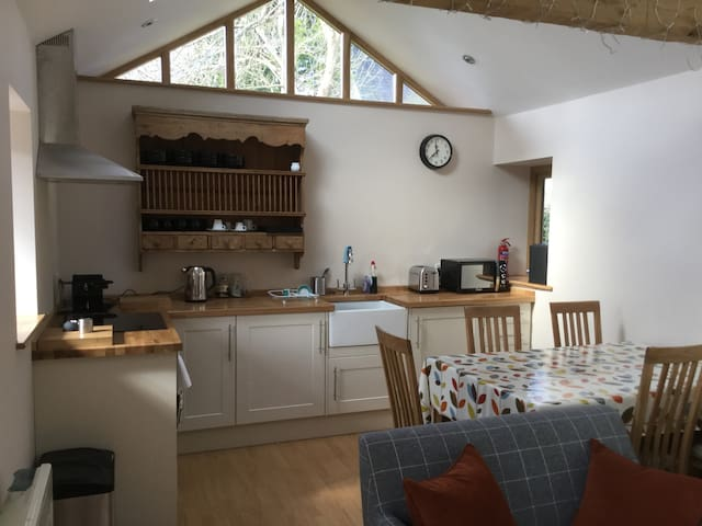 Beautiful Self Contained Annex in South Downs NP - Hampshire - Daire
