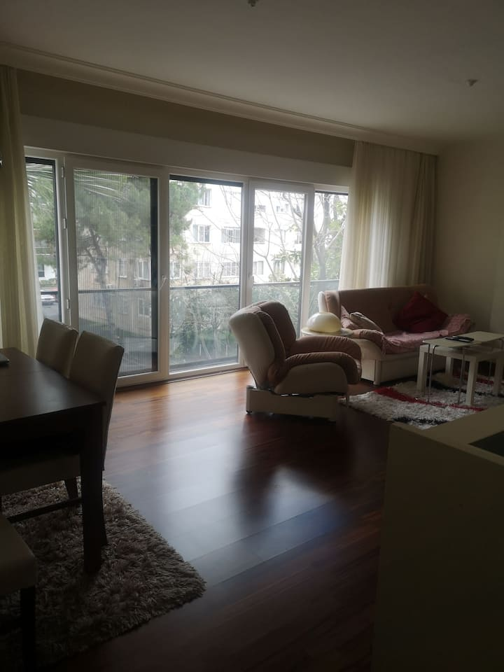 20 m to Erenköy Marmaray, Modern&Stylish flat