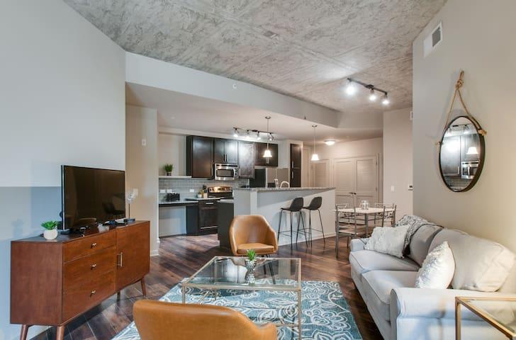 Dormigo First-floor Midtown Escape