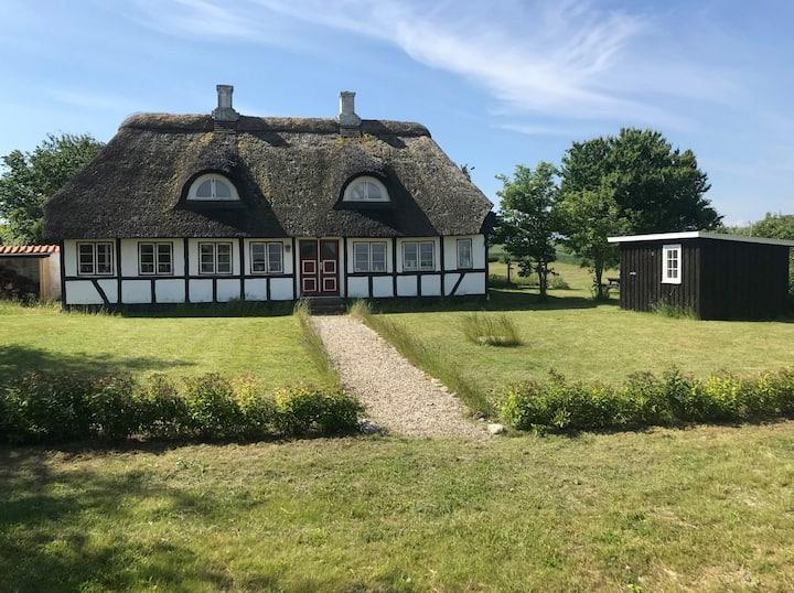 """Sommerhuset """"Elseminde"""" på Langeland"""