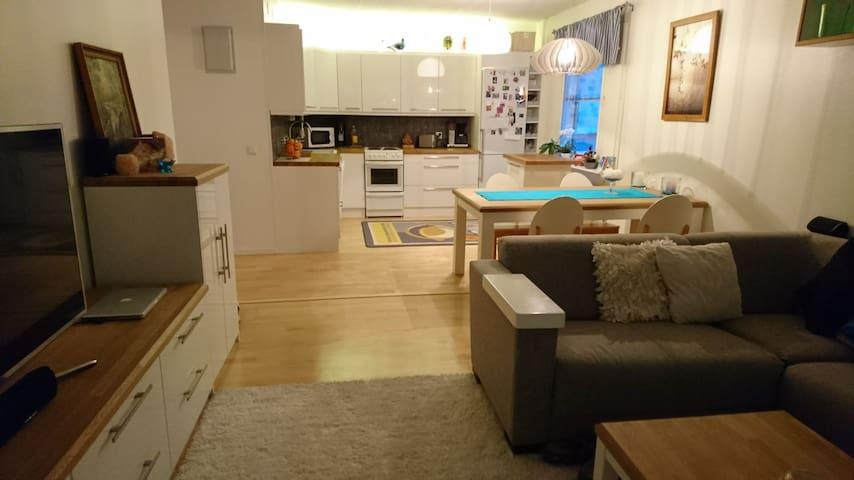Two-room apartment near the ski stadium. - Lahti