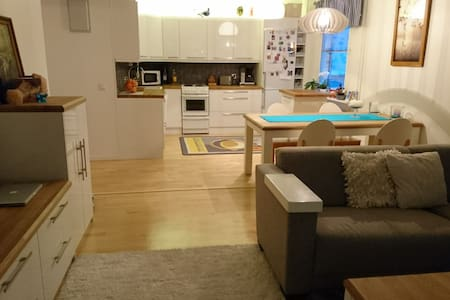 Two-room apartment near the ski stadium. - Lahti