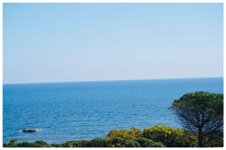 Villetta Signorile fronte mare