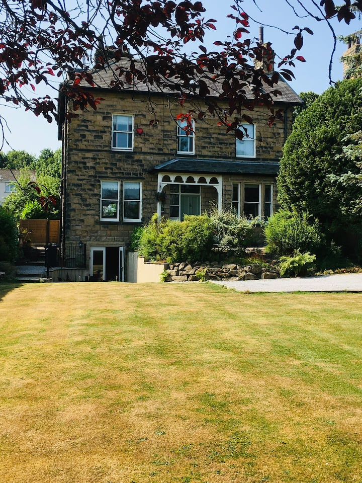 The Firs Garden Apartment in Ilkley