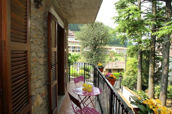 Holiday apartment Lidia Lake Lugano - Cadegliano-viconago - Apartemen