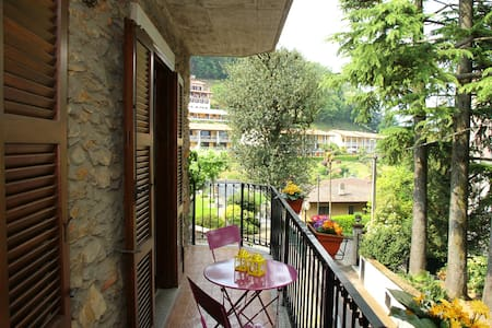 Holiday apartment Lidia Lake Lugano - Cadegliano-viconago - Wohnung